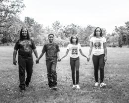 Johson Family Portrait Ottawa Park