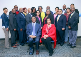 United Way Toledo African-American Leadership Joint Council 2016