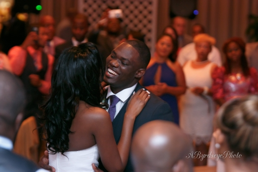 Reception Maryland Wedding