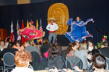 Latino dancers