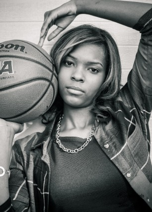 Senior Sports Portrait
