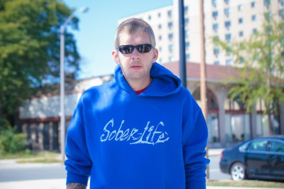 male model Toledo Ohio Sober Life