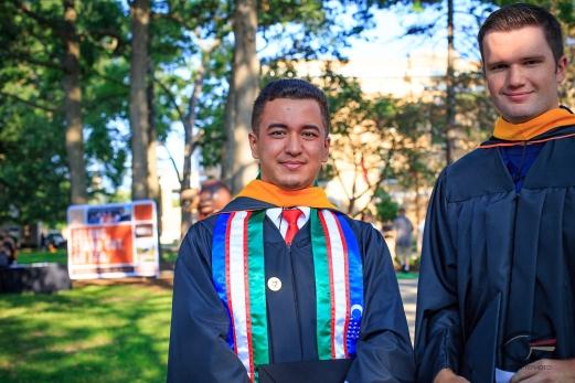 2018 BGSU Graduation Masters Students